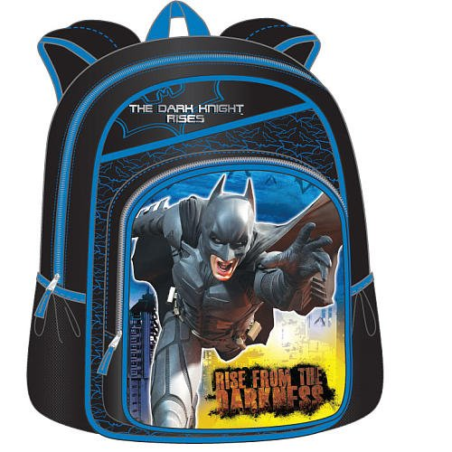 Morral de Batman Rise From the Darkness 16 inch Rolling ...